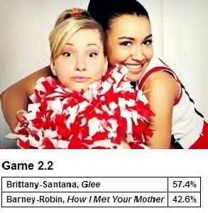 E Poll - Brittana
